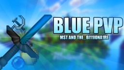 A Blue Themed texture pack by MST and The_Bi11iona1re Minecraft Texture Pack