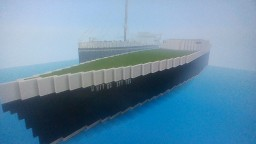 S.S United States (for xbox 360) Minecraft Map & Project