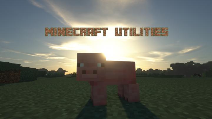 Datapack] Minecraft Utilities for 1 14 Minecraft Data Pack