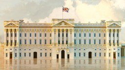 Buckingham Palace Minecraft Map & Project