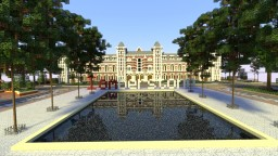 Amberstone Museum of History and Culture Minecraft Map & Project