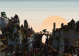 Land of Soroku Minecraft Map & Project