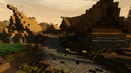 Rorikstead with interiors (Skyrim TES) Minecraft Map & Project