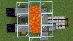 Waterlogged Double Stone Generator for 1.13 & 1.14+ Minecraft Map & Project