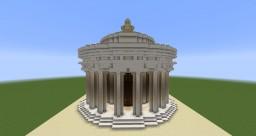Delphi Tholos Minecraft Map & Project