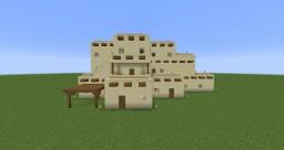 Pueblo Dwelling Minecraft Map & Project