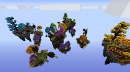 Mushroom Island - BedWars Map Minecraft Map & Project