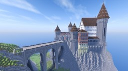 Medieval Castle V2.0 Minecraft Map & Project
