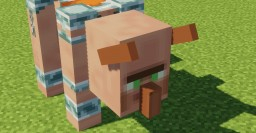 Villagoids (Cursed Resource Pack) Minecraft Texture Pack
