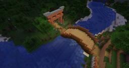 Torii Detail (Shinto Shrine Gate) Minecraft Map & Project