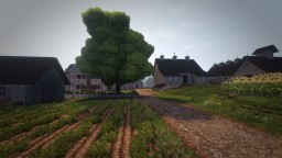 "19th Century Pennsylvania Dutch Farmstead ""Reforged"" Minecraft Map & Project"
