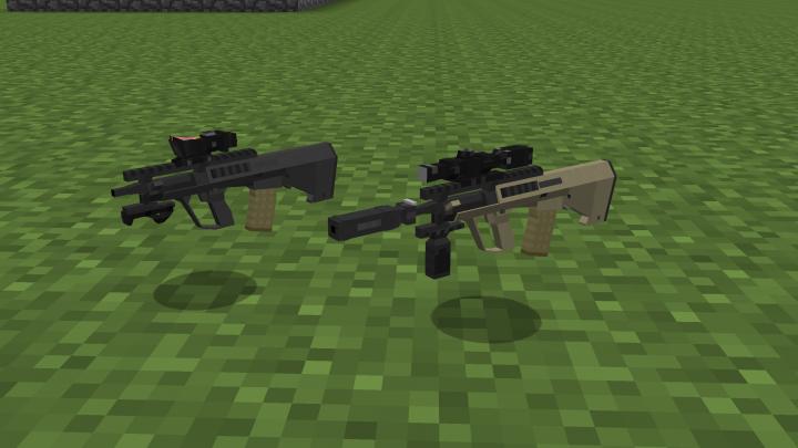 Malughi Conflict Pack v0 29 Minecraft Mod