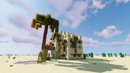 Desert House -={By Mirajone}=- Minecraft Map & Project