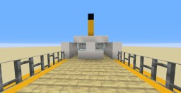 Strange Titanic Minecraft Map & Project