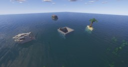 Flooded Survival Minecraft Map & Project