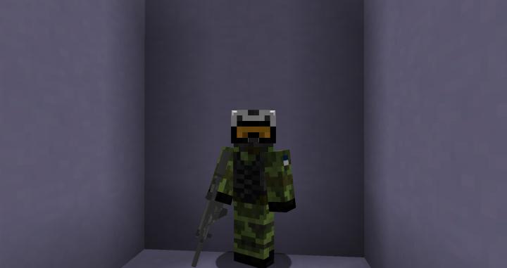 Skin-Binding Armor!