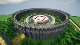 Arena 1.14.2 Minecraft Map & Project