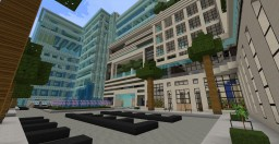 Hospital Moderno Minecraft Map & Project