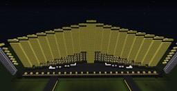 Escenario de tour Minecraft Map & Project