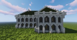 Imperial City Inspired House #2 Minecraft Map & Project