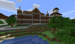 Turtle Bay Train Station - 4 Departure/Arrival Bays Minecraft Map & Project