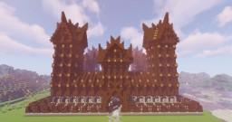 Montaven Castle Minecraft Map & Project