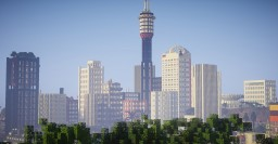 City of Sunshine Coast Minecraft Map & Project