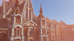 Victorian Palace Minecraft Map & Project