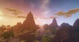Easty Landscape | Minecraft Timelapse Minecraft Map & Project