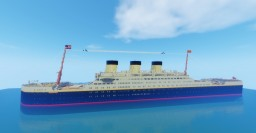 RMS Hispania Minecraft Map & Project