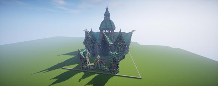 The Aqua Castle