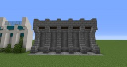 7 simple Wall Designs Minecraft Map & Project
