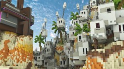 ShantyTown - District 13 Minecraft Map & Project