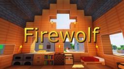 Firewolf 3D x128 Minecraft Texture Pack