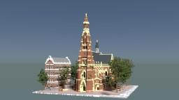 Amberstone Church 2 Minecraft Map & Project