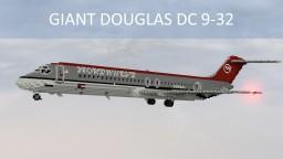 5.5:1 Douglas DC-9-32 | DOWNLOAD Minecraft Map & Project