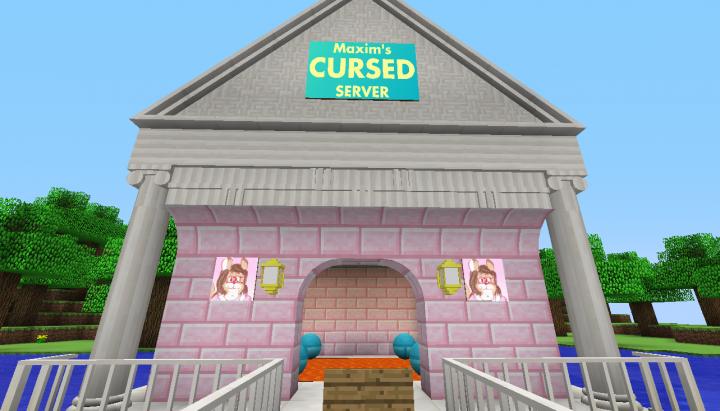 Maxim's Cursed Server: Illegal Building Techniques PRO