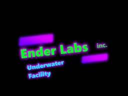 Ender Labs: Underwater Facility Minecraft Map & Project