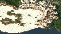 The fairytale world of RPG - 8000х8000 WorldPainter Minecraft Map & Project