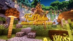 {1.14.4} FriedChicken | HyperEconomy | Survival | Creative Minecraft Server