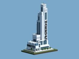 Harris Robotics Headquarters Minecraft Map & Project