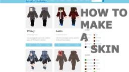 How I Make Skins Minecraft Blog
