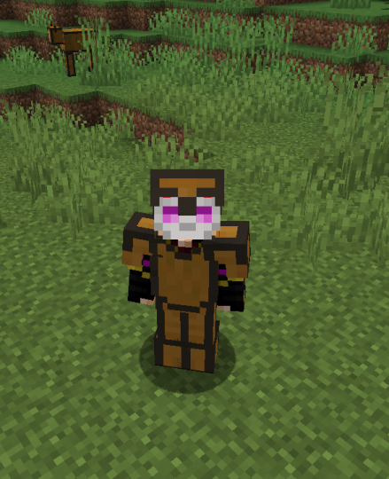 Cursed Chest Entitys Minecraft Texture Pack