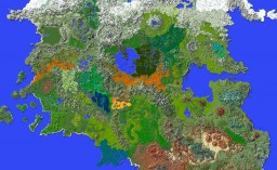 The Paralon Forests [17k x 10k] Minecraft Map & Project