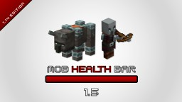 Mob Health Bar (SSP/SMP) (1.14.x) Minecraft Data Pack