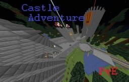 Castle Adventure PvE Map 1.14 Minecraft Map & Project