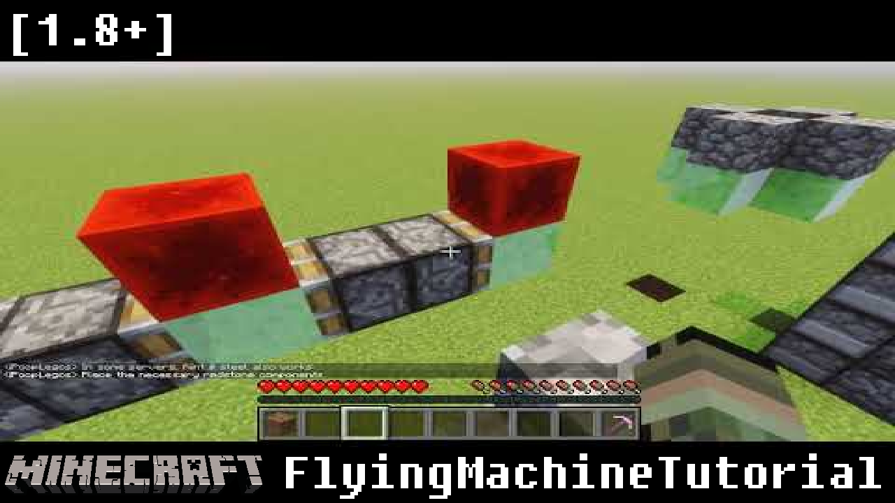 Minecraft Java Edition 1 8+ | How to Make a Stronger Flying