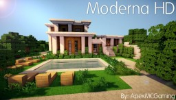 MODERNA HD [1.17.1] (NOW WITH NORMAL & SPECULAR MAPS) Minecraft Texture Pack