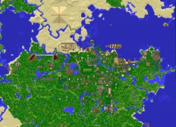 Masters Minecraft Map & Project