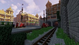 Rails of War: Narrow Gauge Map. New version 20.10.19 Minecraft Map & Project